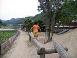 2歳児一本橋.JPG