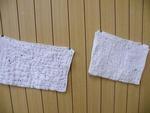 年長の雑巾